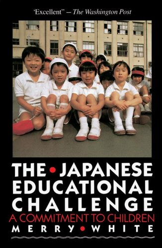 The Japanese Educational Challenge: A Commitment to Children 9780029338018