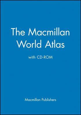 The MacMillan World Atlas [With CDROM]