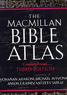 The MacMillan Bible Atlas 9780025006058