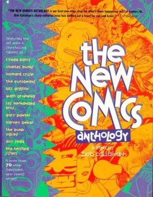 The New Comics Anthology