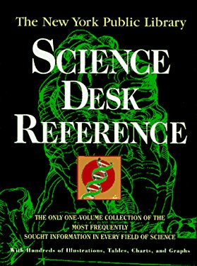 The N.Y. Public Library Sci Desk Ref 95 9780028604039