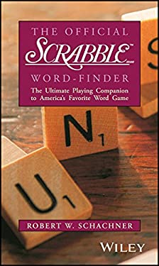 The Official Scrabble Brand Word-Finder 9780028621326