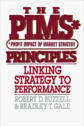 The PIMS Principles: Linking Strategy to Performance
