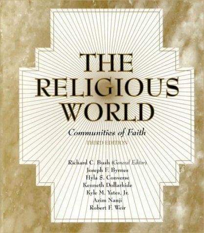 The Religious World: Communities of Faith