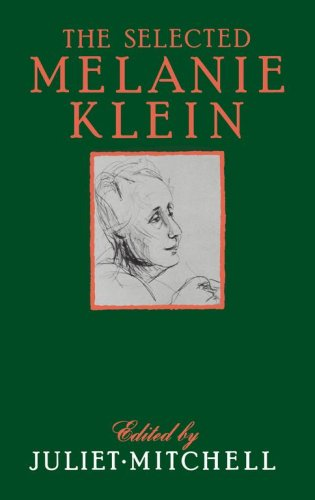 The Selected Melanie Klein 9780029214817