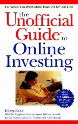 The Unoffical Guide to Online Investing