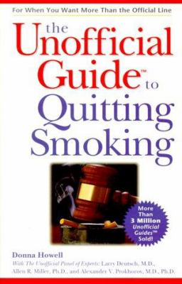 The Unofficial Guide to Quitting Smoking