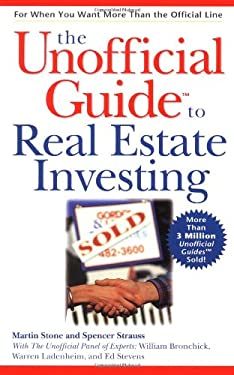 The Unofficial Guide to Real Estate Investing 9780028636658