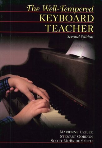 The Well-Tempered Keyboard Teacher 9780028647883