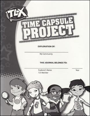 Timelinks, Grade 3 Tlx Time Capsule Project