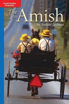 Timelinks: Grade 4, Beyond Level, the Amish (Set of 6)