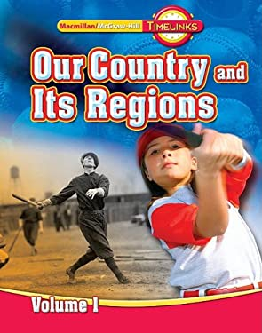 Our Country and Its Regions, Volume 1, Grade 4
