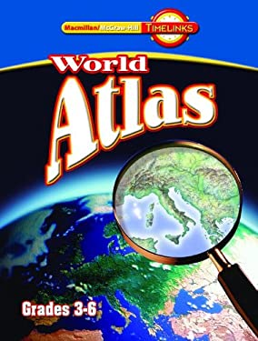 Timelinks: Fourth Grade, Atlas Book (4-6)