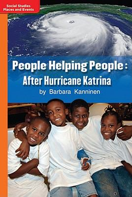 Timelinks: Approaching Level, Grade 2, People Helping People: The Story of Hurricane Katrina (Set of 6)