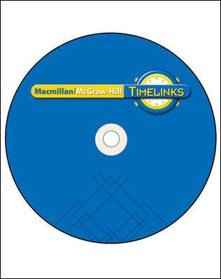 Timelinks: Sixth Grade, Audio CD Grade 6