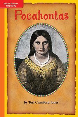 Timelinks: Grade 5, Approaching Level, Pocahontas (Set of 6)