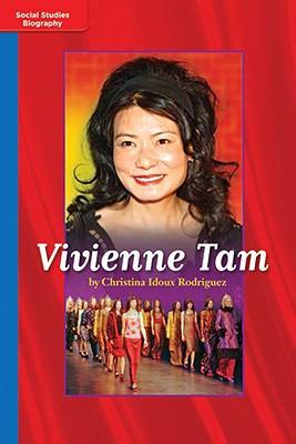 Timelinks: Approaching Level, Grade 3, Vivienne Tam: Designer and Artist (Set of 6)