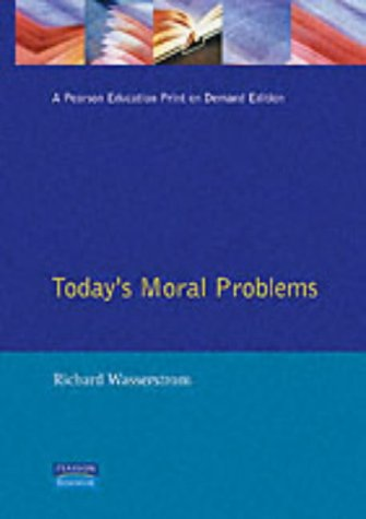 Todays Moral Problems