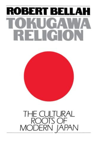 Tokugawa Religion 9780029024607