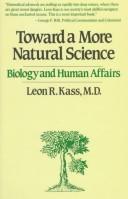 Toward a More Natural Science
