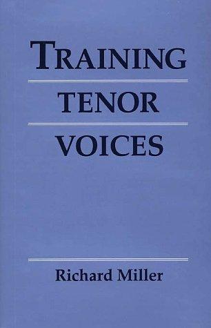 Training Tenor Voices