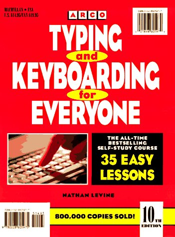 Typing and Keyboard for Everyone 9780028605975