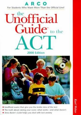 Ug/The ACT 2000 Ed [With CDROM]