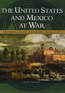United States and Mexico at War 19th Century 1