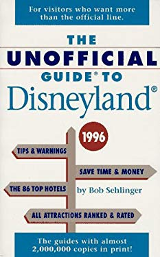 Unofficial Guide to Disneyland 1996