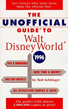 Unofficial Guide to Walt Disney World 1996