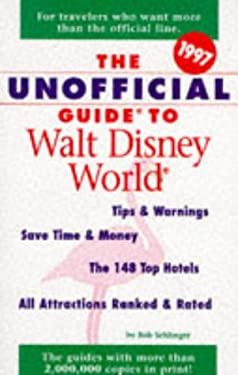Unofficial Guide to Walt Disney World, 1997