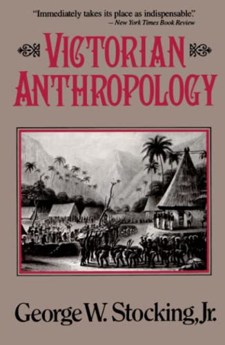Victorian Anthropology 9780029315514