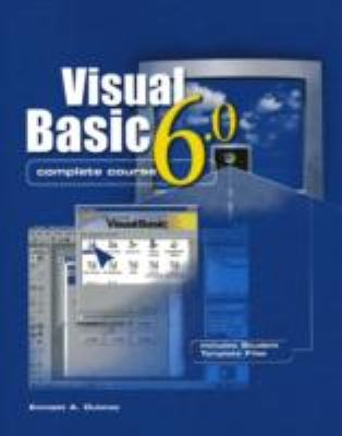 Visual Basic 6.0 Complete Course [With CDROM]