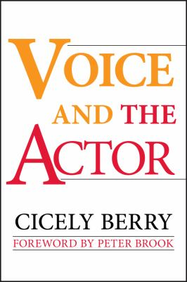 Voice and the Actor 9780020415558