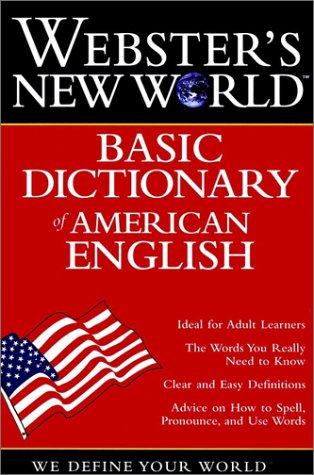 Webster's New World Basic Dictionary of American English 9780028623818