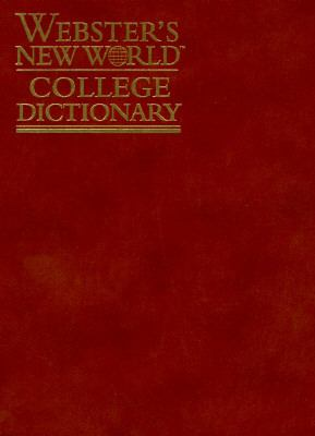 Webster's New World College Dictionary 9780028605869