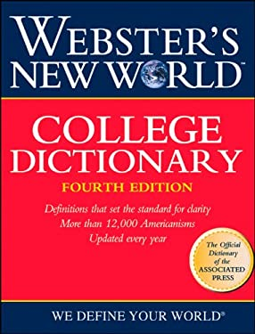 Webster's New World College Dictionary, Indexed 9780028631189