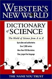 Webster's New World Dictionary of Science