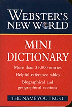Webster's New World Mini Dictionary