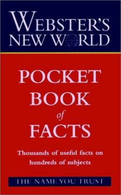 Webster's New World Pocket Book of Facts