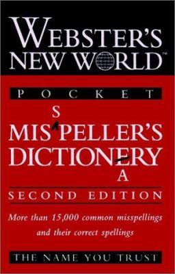 Webster's New World Pocket Misspeller's Dictionary