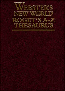 Webster's New World Roget's A-Z Thesaurus 9780028632810