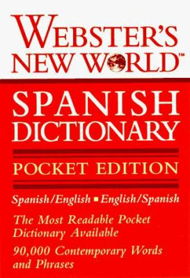 Webster's New World Spanish Dictionary