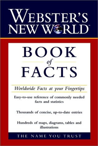 Webster's New World Book of Facts