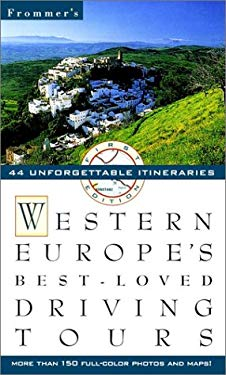 Frommer's Western Europe Best - Loved Driving Tours