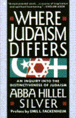 Where Judaism Differs