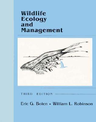 Wildlife Ecology and Management