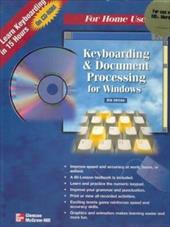 Word 97 to Accompany Keyboarding and Document Processing for Windows: Home Version