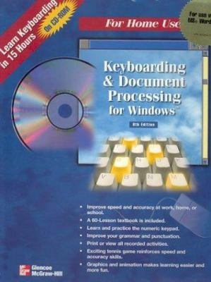 Word 97 to Accompany Keyboarding and Document Processing for Windows