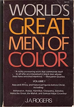 World's Great Men of Color 9780020813002